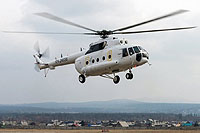 Helicopter-DataBase Photo ID:15894 Mi-8AMT unknown RA-24656 cn:8AMT00643187737U