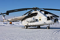 Helicopter-DataBase Photo ID:18178 Mi-8AMT Naryan-Mar Air Enterprise RA-24664 cn:8AMT00643187790U