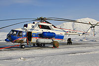 Helicopter-DataBase Photo ID:16740 Mi-8AMT Arktikugol RA-24747 cn:8AMT00643187757U