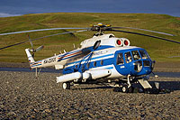 Helicopter-DataBase Photo ID:16340 Mi-8MTV-1 Norilsk Nickel GMK RA-25101 cn:95717
