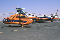 Helicopter-DataBase Photo ID:9815 Mi-8MTV-1 PANKh RA-25114 cn:95730