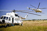 Helicopter-DataBase Photo ID:9808 Mi-8MTV-1 United Nations RA-25114 cn:95730