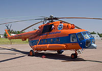 Helicopter-DataBase Photo ID:5192 Mi-8MTV-1 Polar Airlines RA-25116 cn:95732
