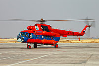 Helicopter-DataBase Photo ID:6732 Mi-8MTV-1 Polar Airlines RA-25116 cn:95732