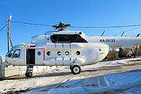 Helicopter-DataBase Photo ID:7487 Mi-8MTV-1 Abakan-Avia RA-25123 cn:95739