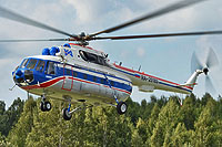 Helicopter-DataBase Photo ID:15513 Mi-8MTV-1 Konvers Avia RA-25183 cn:95522