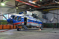 Helicopter-DataBase Photo ID:6782 Mi-8MTV-1 Arcticugol RA-25183 cn:95522