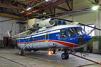 Helicopter-DataBase Photo ID:6783 Mi-8MTV-1 Arcticugol RA-25183 cn:95522