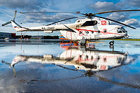 Helicopter-DataBase Photo ID:5256 Mi-8MTV Lukoil Avia RA-25402 cn:96332