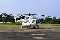 Helicopter-DataBase Photo ID:730 Mi-8MTV-1 United Nations RA-25413 cn:96151