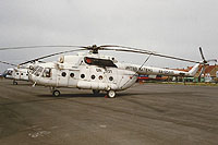 Helicopter-DataBase Photo ID:15649 Mi-8MTV-1 United Nations RA-25441 cn:95582