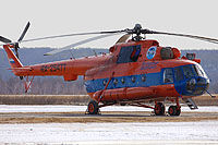 Helicopter-DataBase Photo ID:11556 Mi-8MTV-1 Polar Airlines RA-25477 cn:95622