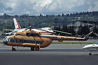 Helicopter-DataBase Photo ID:16904 Mi-8MTV-1 Vladivostok Air RA-25487 cn:95632