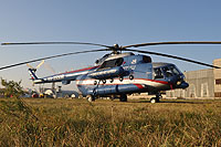 Helicopter-DataBase Photo ID:17357 Mi-8MTV-1 Norilsk Avia RA-25508 cn:95656