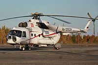 Helicopter-DataBase Photo ID:18039 Mi-8MTV-1 Lukoil Avia RA-25535 cn:96697