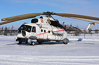 Helicopter-DataBase Photo ID:18181 Mi-8MTV-1 Lukoil Avia RA-25535 cn:96697