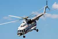 Helicopter-DataBase Photo ID:9723 Mi-8MTV-1S Rossiya - Special Flight Detachment RA-25540 cn:96694