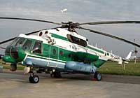 Helicopter-DataBase Photo ID:1950 Mi-8AMT Federal Customs Service of Russia RA-25541 cn:8AMT00066432905U
