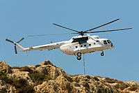 Helicopter-DataBase Photo ID:11303 Mi-8MTV-1 Scorpion Air Ltd. RA-25553 cn:96642