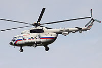 Helicopter-DataBase Photo ID:18025 Mi-8MTV-1S with defence suite Rossiya - Special Flight Detachment RA-25634 cn:96816