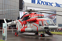 Helicopter-DataBase Photo ID:9640 Mi-8AMT Russian Helicopters RA-25657 cn:8AMT00643104303U