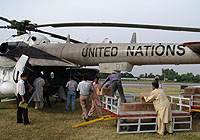 Helicopter-DataBase Photo ID:5015 Mi-8AMT United Nations RA-25748 cn:59489607784