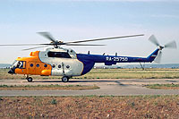 Helicopter-DataBase Photo ID:17772 Mi-8AMT Skytech International RA-25750 cn:59489607833
