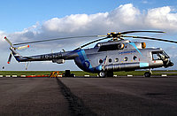 Helicopter-DataBase Photo ID:2091 Mi-8AMT Okavango RA-25750 cn:59489607833