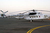 Helicopter-DataBase Photo ID:7993 Mi-8MTV-1 United Nations RA-25752 cn:93247