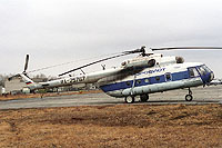 Helicopter-DataBase Photo ID:9974 Mi-8MTV-1 Aeroflot (Russian Airlines) RA-25767 cn:96138