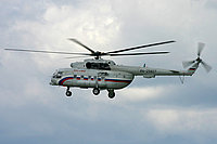 Helicopter-DataBase Photo ID:2052 Mi-8MTV-1S Rossiya - Special Flight Detachment RA-25827 cn:96597