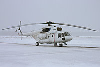 Helicopter-DataBase Photo ID:1387 Mi-8MTV-1 VERTIKAL-T Air Transport Company RA-25832 cn:524M07