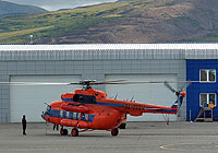 Helicopter-DataBase Photo ID:4503 Mi-8MTV-1 Chukotavia RA-27014 cn:96352