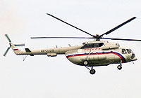 Helicopter-DataBase Photo ID:5338 Mi-8MTV-1 Rossiya - Special Flight Detachment RA-27015 cn:96481