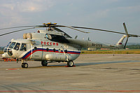 Helicopter-DataBase Photo ID:495 Mi-8MTV-1 Rossiya - Special Flight Detachment RA-27016 cn:96482