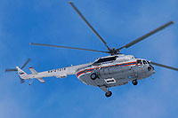 Helicopter-DataBase Photo ID:17560 Mi-8MTV-1S EMERCOM of Russia RA-27018 cn:96378