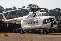 Helicopter-DataBase Photo ID:16800 Mi-8MTV-1 United Nations RA-27024 cn:93425