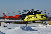 Helicopter-DataBase Photo ID:8620 Mi-8MTV-1 UTair - Helicopter Services RA-27057 cn:95891