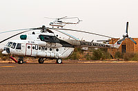 Helicopter-DataBase Photo ID:11052 Mi-8MTV-1 United Nations RA-27066 cn:95902