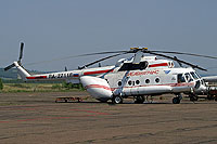 Helicopter-DataBase Photo ID:10645 Mi-8AMT Sibaviatrans RA-27118 cn:59489607093