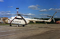Helicopter-DataBase Photo ID:16831 Mi-8MTV-1 unknown RA-27141 cn:95991