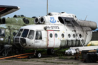 Helicopter-DataBase Photo ID:11040 Mi-8MTV-1 Vektor APK RA-27173 cn:96112