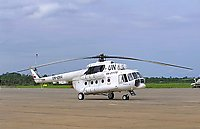 Helicopter-DataBase Photo ID:1195 Mi-8MTV-1 United Nations RA-27175 cn:96114
