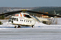 Helicopter-DataBase Photo ID:13190 Mi-8AMT KrasAvia RA-27178 cn:59489607849