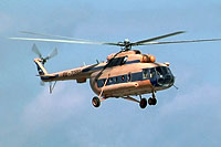 Helicopter-DataBase Photo ID:17092 Mi-17 Flight Research Institute M. M. Gromov RA-70881 cn:212M145