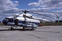 Helicopter-DataBase Photo ID:10415 Mi-17-1V Kazan Helicopters RA-70896 cn:520M21