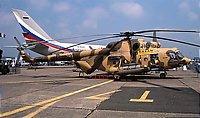 Helicopter-DataBase Photo ID:166 Mi-17MD Kazan Helicopters RA-70937 cn:95448