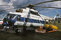 Helicopter-DataBase Photo ID:322 Mi-8MTV-GA Kazan Helicopters RA-70937 cn:95448