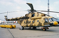 Helicopter-DataBase Photo ID:3231 Mi-17MD Kazan Helicopters RA-70937 cn:95448