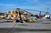 Helicopter-DataBase Photo ID:4419 Mi-17MD Kazan Helicopters RA-70937 cn:95448